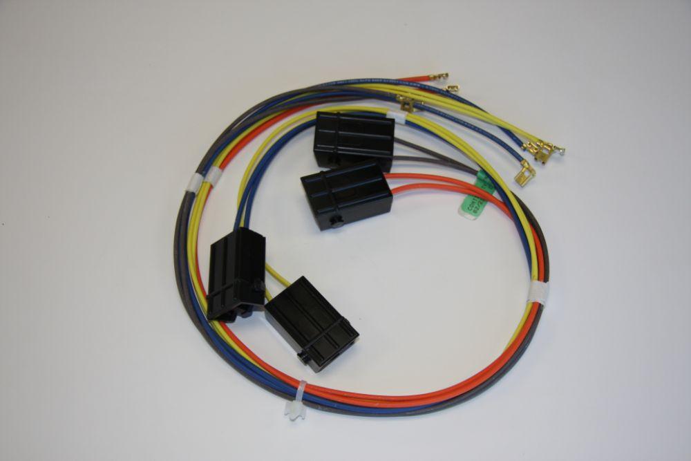GE WB18K5469 Range Wire Harness
