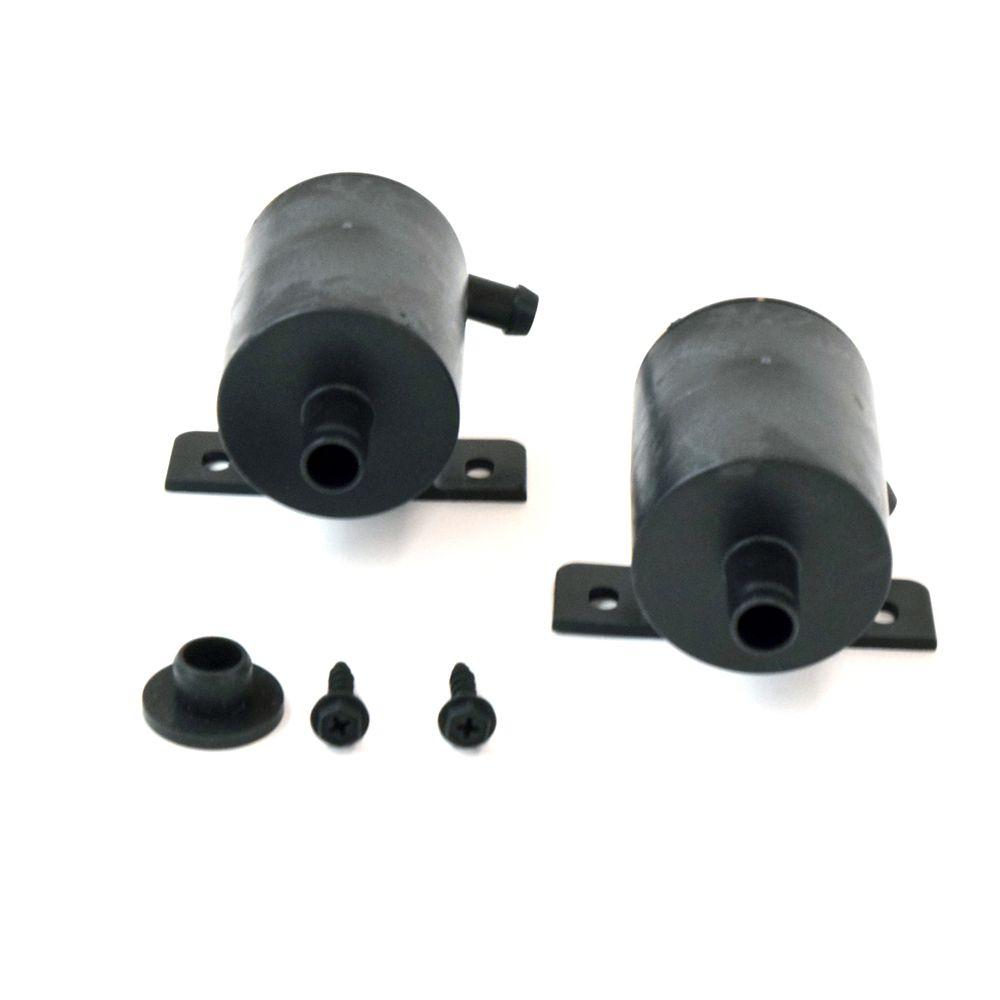 KOHLER CO. 24-755-241-S Lawn & Garden Equipment Engine Breather Kit